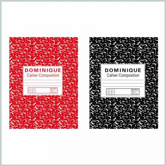 9.75 x 7.5 Notebook composition book