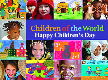 Happy Children's Day