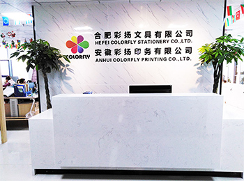 hefei colorfly stationery co., ltd --- dirección de la oficina